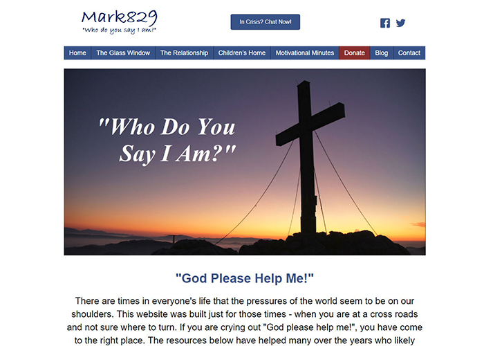 God Please Help - Helpful Resources - Mark829